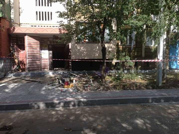 У Білій Церкві у багатоповерхівці стався вибух, травмовано чоловіка