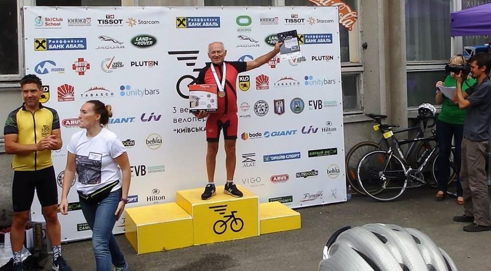 Білоцерківські велосипедисти отримали дві золоті медалі у велогонці «Київська сотка 2017», фото-6