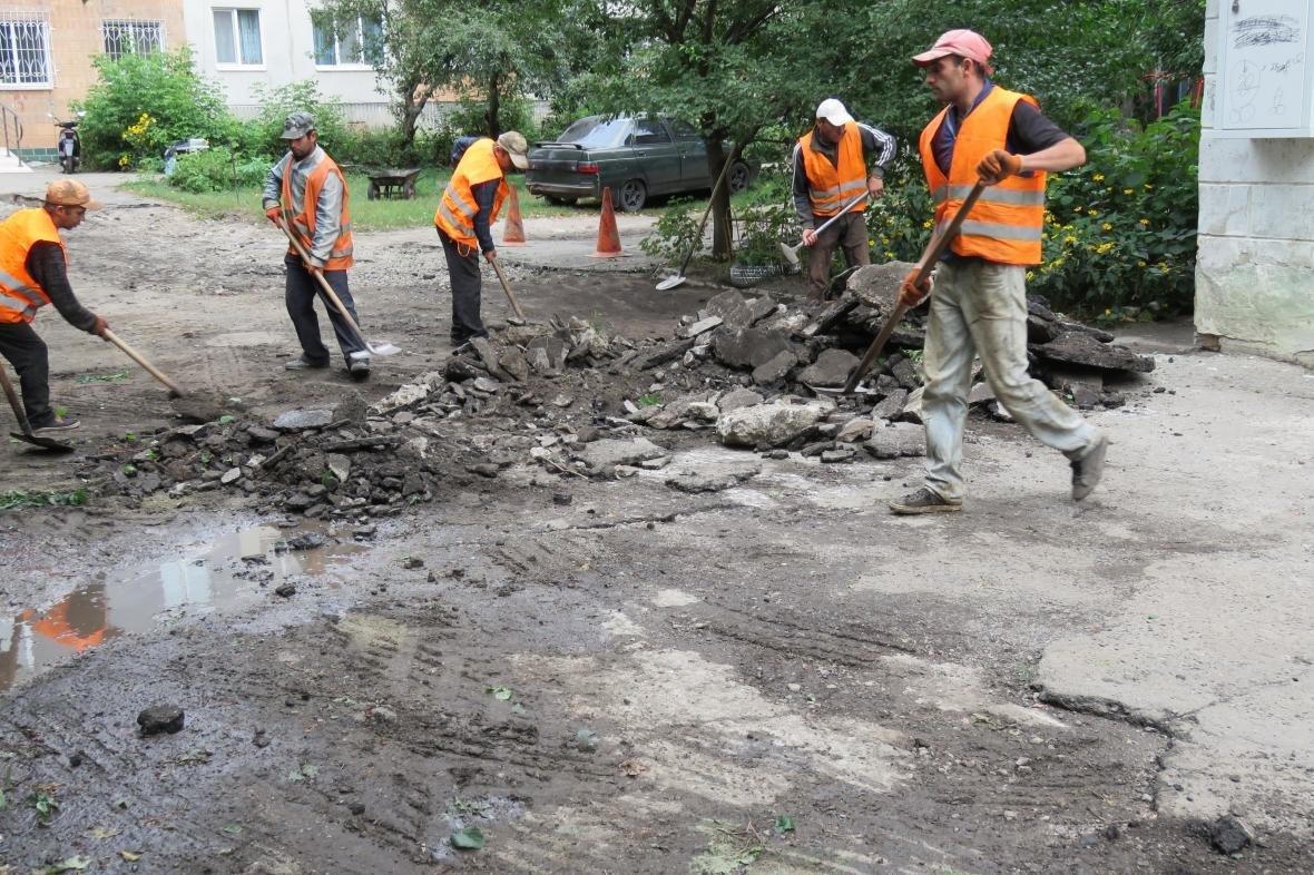 Зміни, які неможливо не помітити: ремонтні роботи в мікрорайоні «Піонерський»