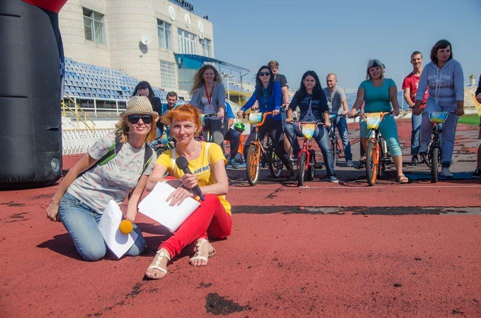 У Білій Церкві відбулись VI дитячі велоперегони «Дивогонка»