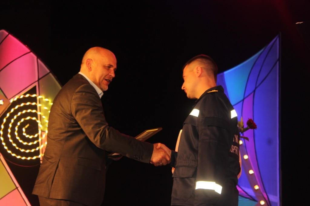 Білоцерківські рятувальники відзначили своє професійне свято