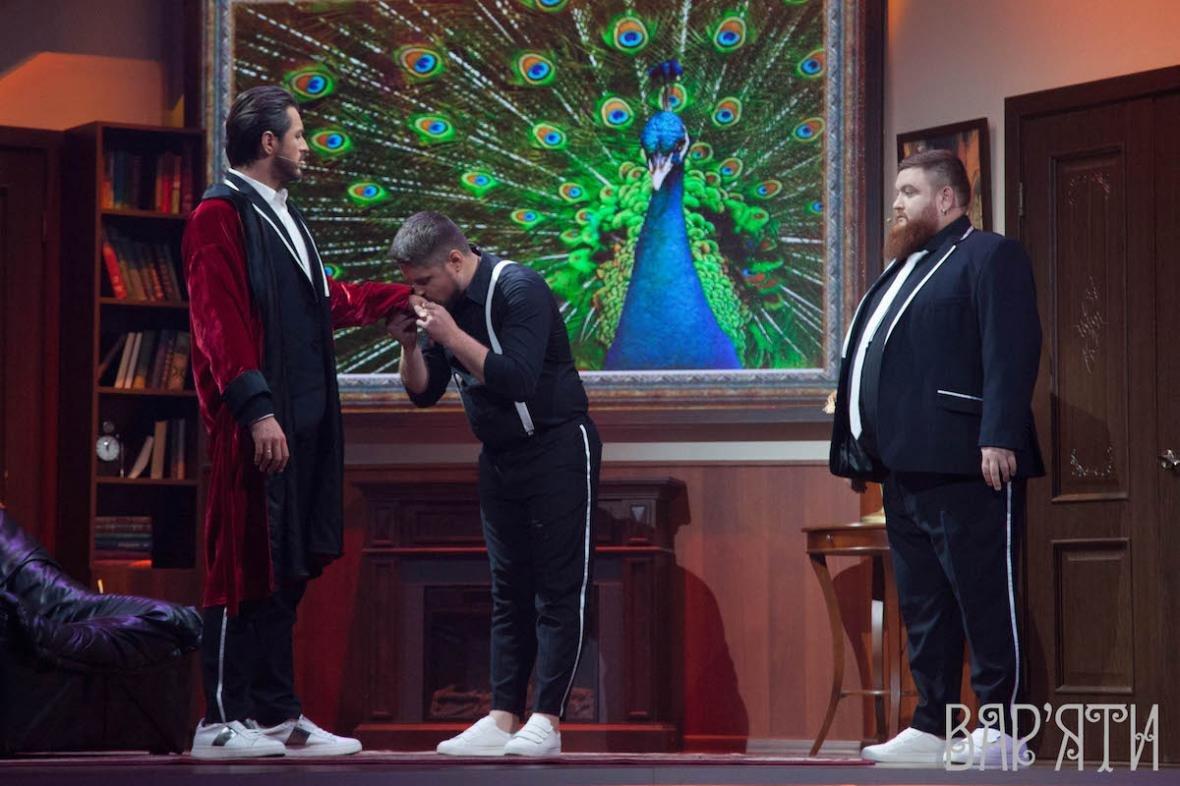 """""""Вар'яти-шоу"""" везуть до Білої Церкви нову програму!"""
