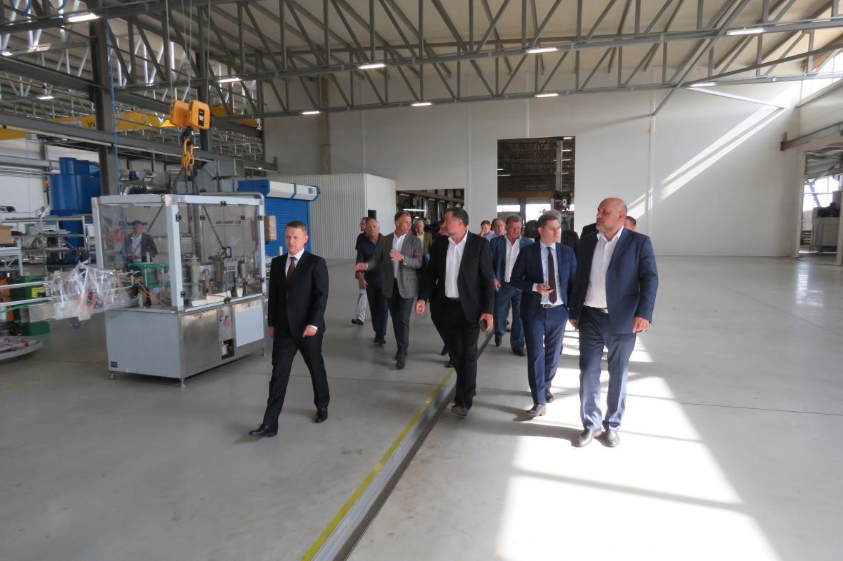 У Білій Церкві відкрився завод упаковочного обладнання «Термо-Пак»