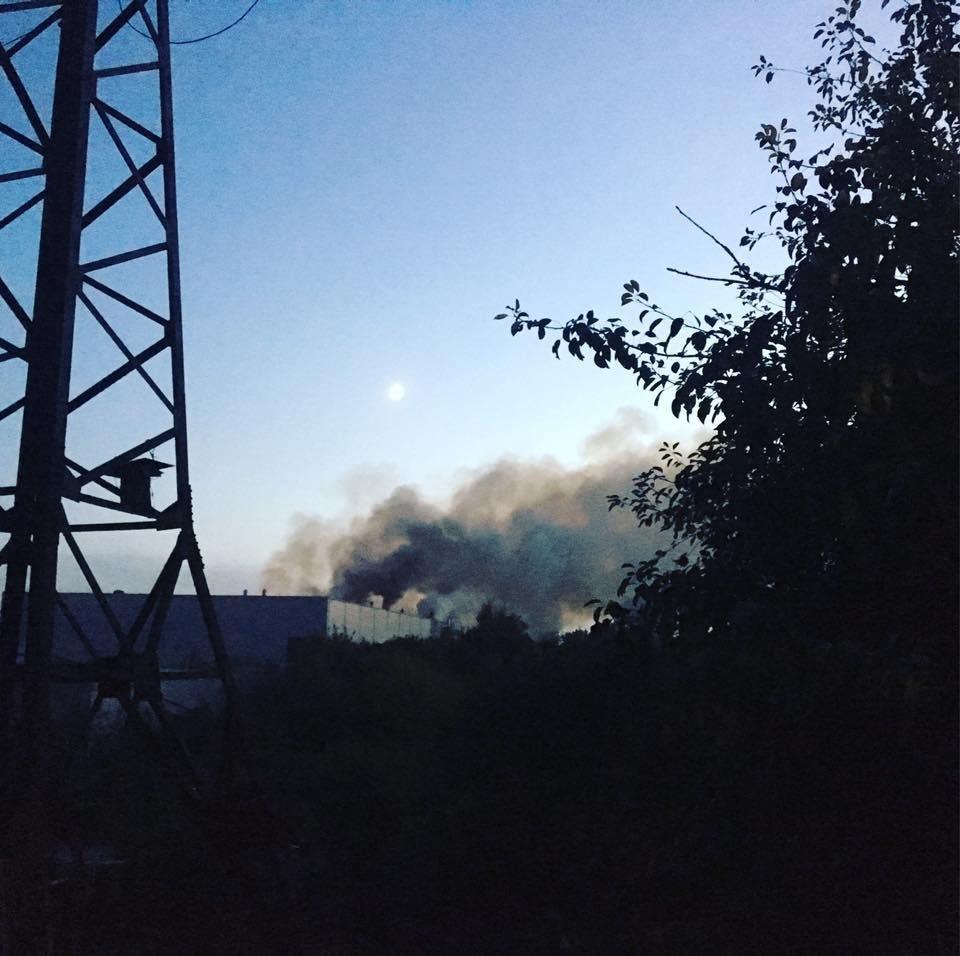 Пожежу на Біофармі локалізовано: причини пожежі та результати досліджень шкідливих речовин
