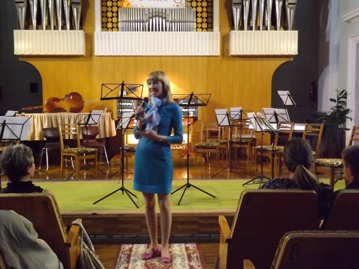 У Білій Церкві проходить Міжнародний музичний фестиваль «Золота осінь»