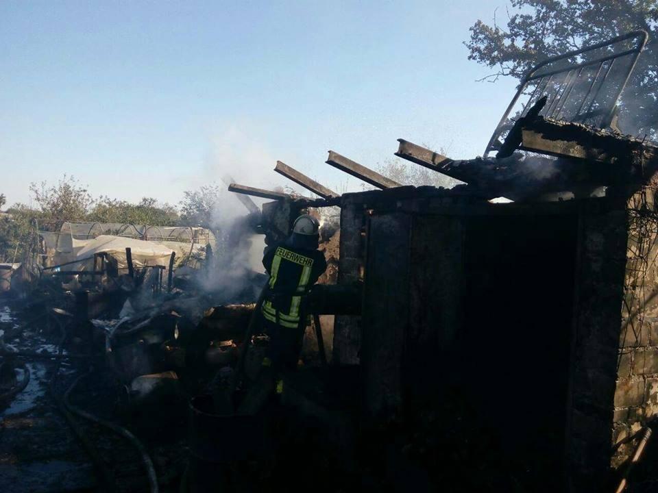 На Білоцерківщині вогнеборці врятували житловий будинок від пожежі