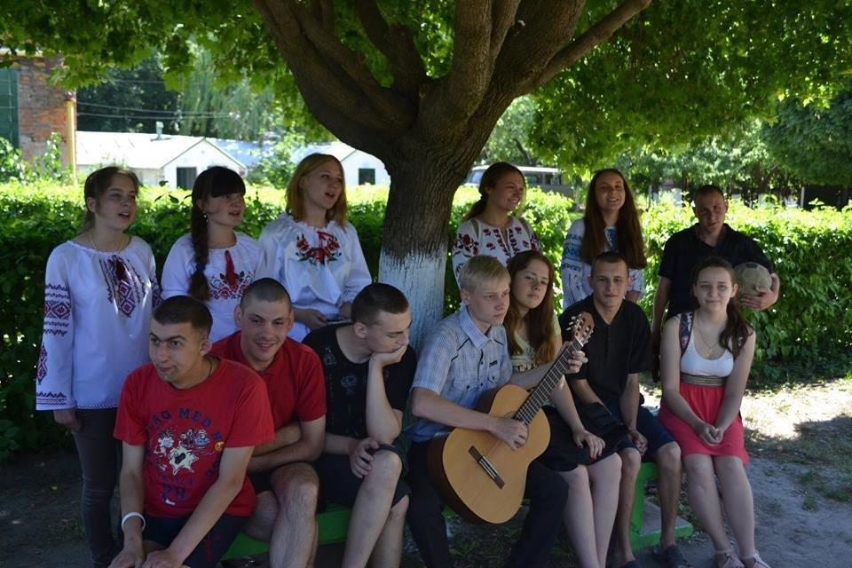 Білоцерківців запрошують долучитися арт-практики з дітьми в дитячому будинку