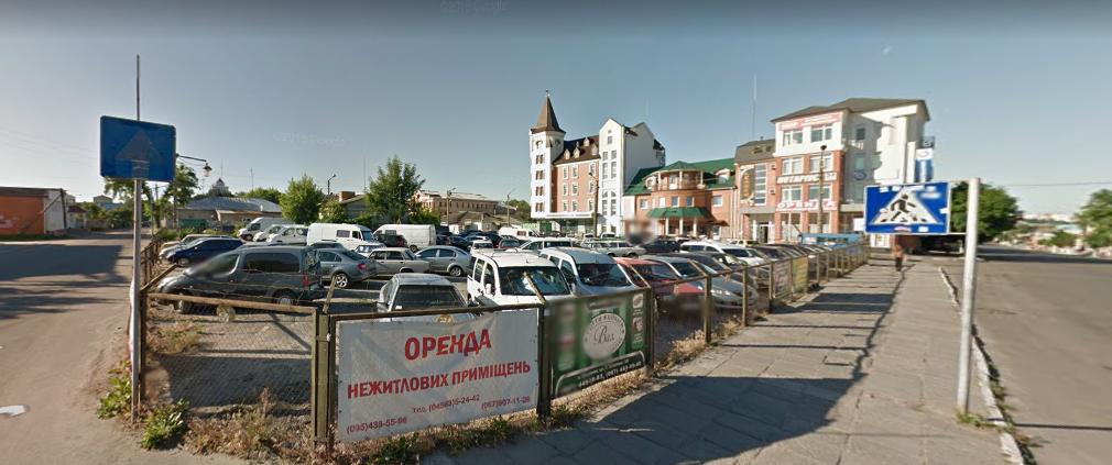 У Білій Церкві розпочався конкурс на кращий проект реконструкції площі по вул. Героїв Небесної Сотні