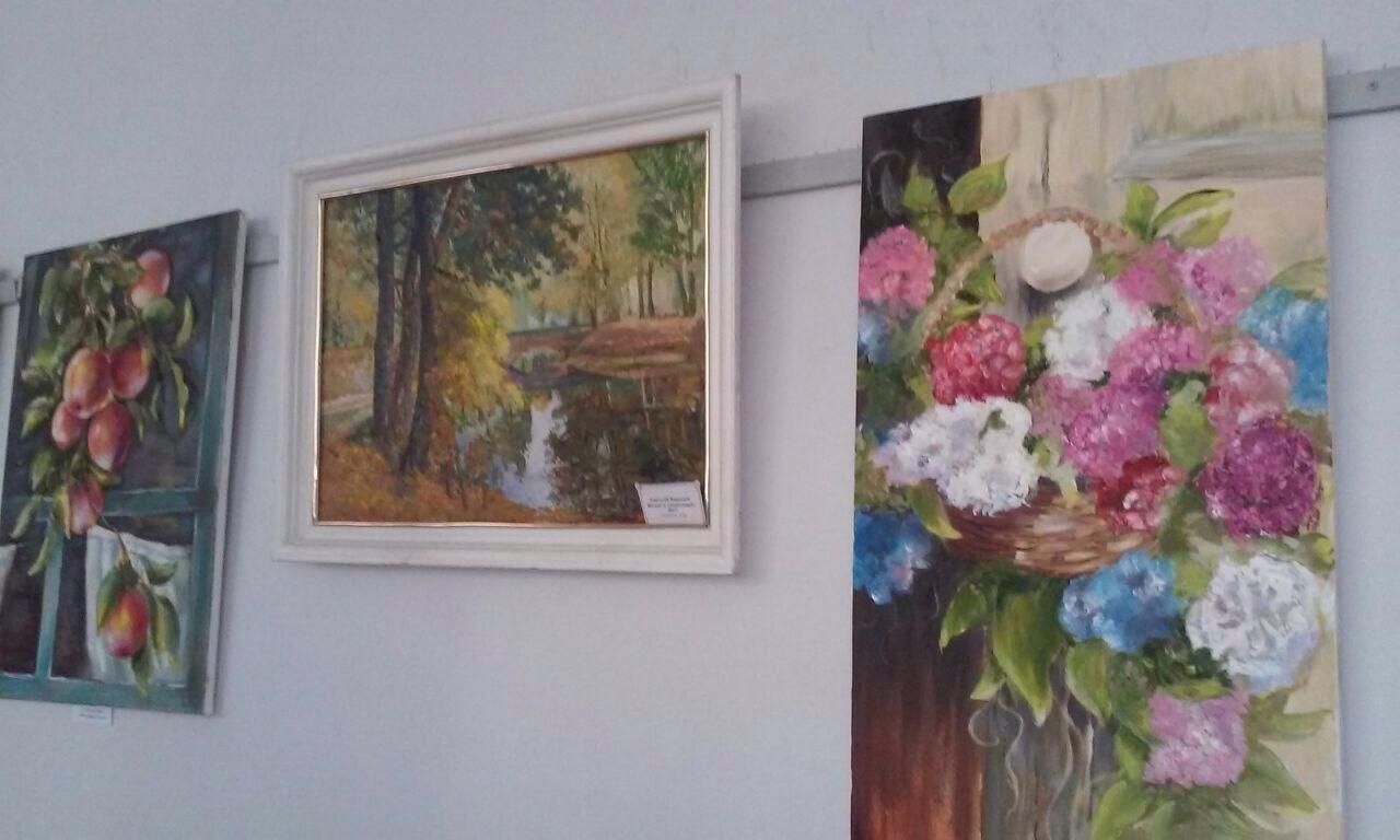 """У Білій Церкві відкрилась виставка """"Поліфонія осені"""""""