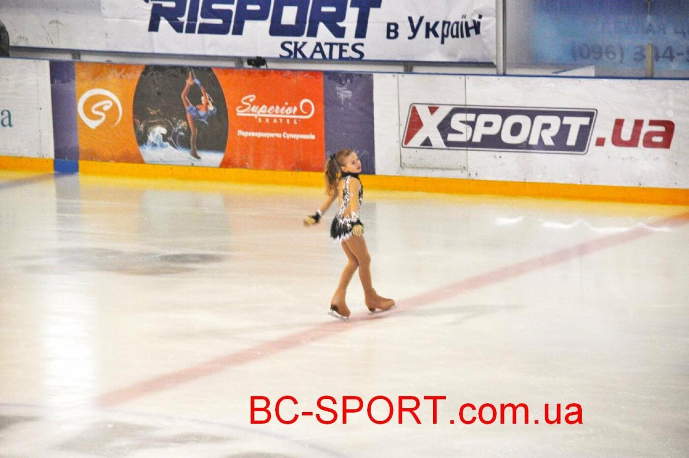 ІІ етап Всеукраїнських змагань юних фігуристів.