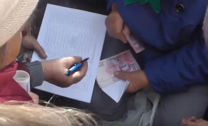 Поліція розслідує факт підкупу виборців у Білоцерківському районі