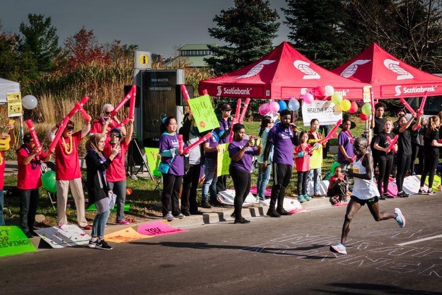 Білоцерківець Ігор Олефіренко потрапив у ТОП-20 на міжнародному марафоні у Торонто