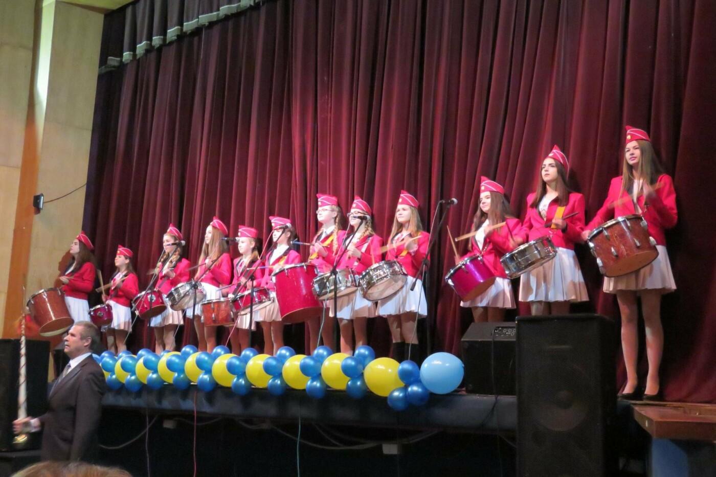 Перша Білоцерківська гімназія відзначила свою 30-ту річницю