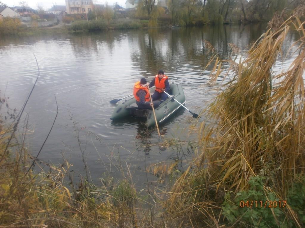 У Білій Церкві по вул. Шевченка дістали тіло потопельника з річки Рось