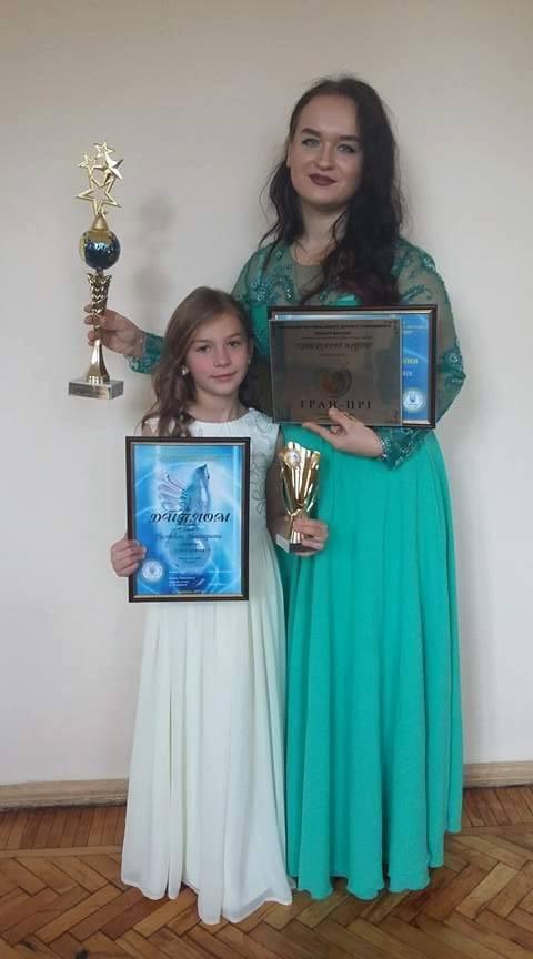 Вихованка Білоцерківської школи мистецтв №5 перемогла у міжнарождному конкурсі молодих виконавців