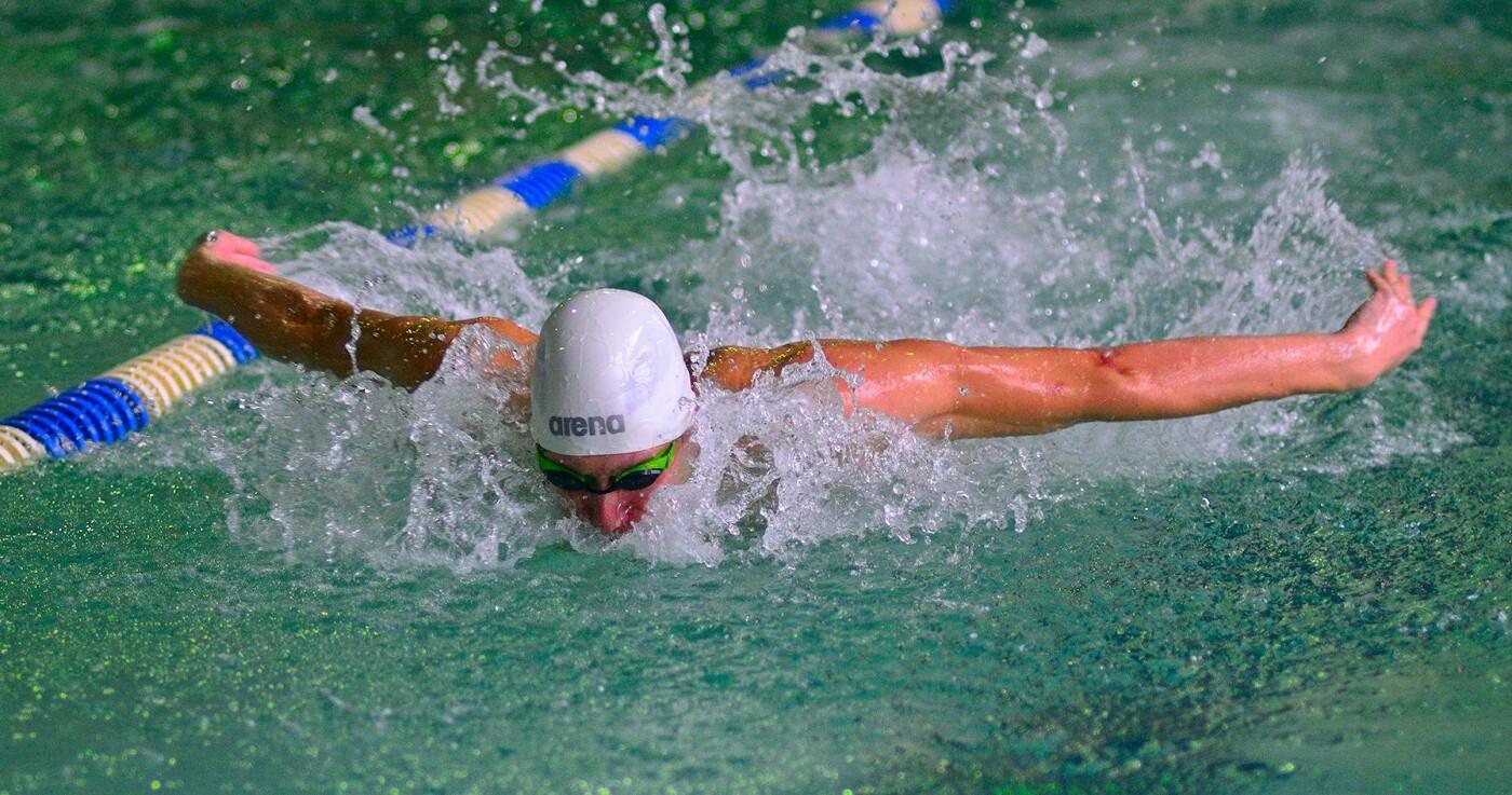 У Білій Церкві під час Чемпіонату України з плавання було встановлено 4 рекорди України