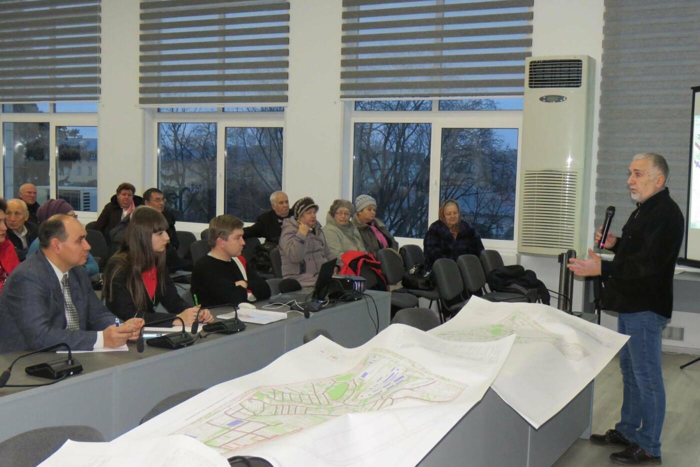 У Білій Церкві презентували проект детального плану території «Залізничне селище»