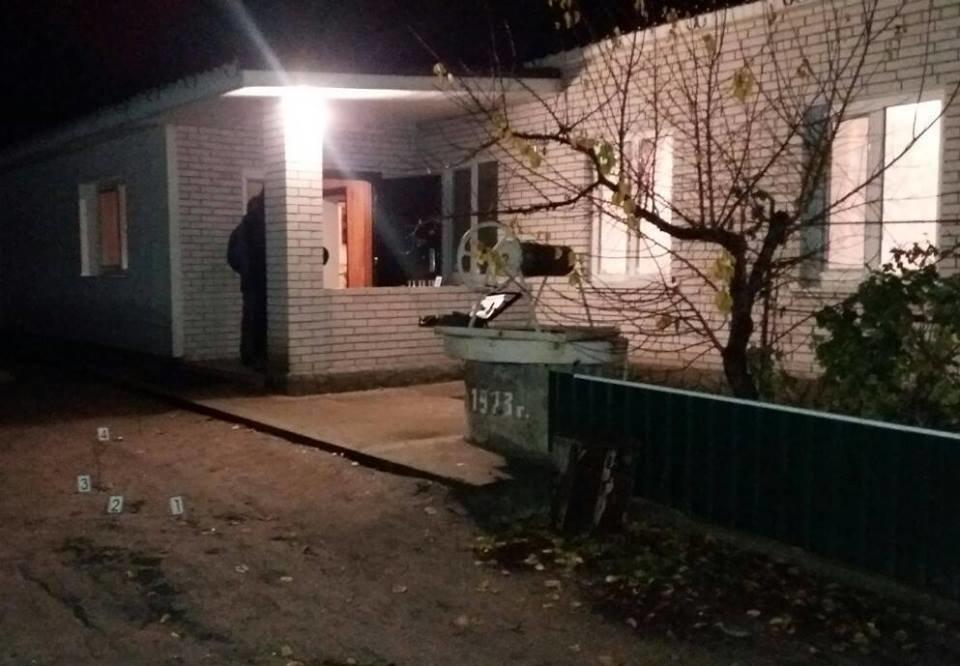 На Білоцерківщині затримали озброєного нападника, який намагався вбити подружню пару