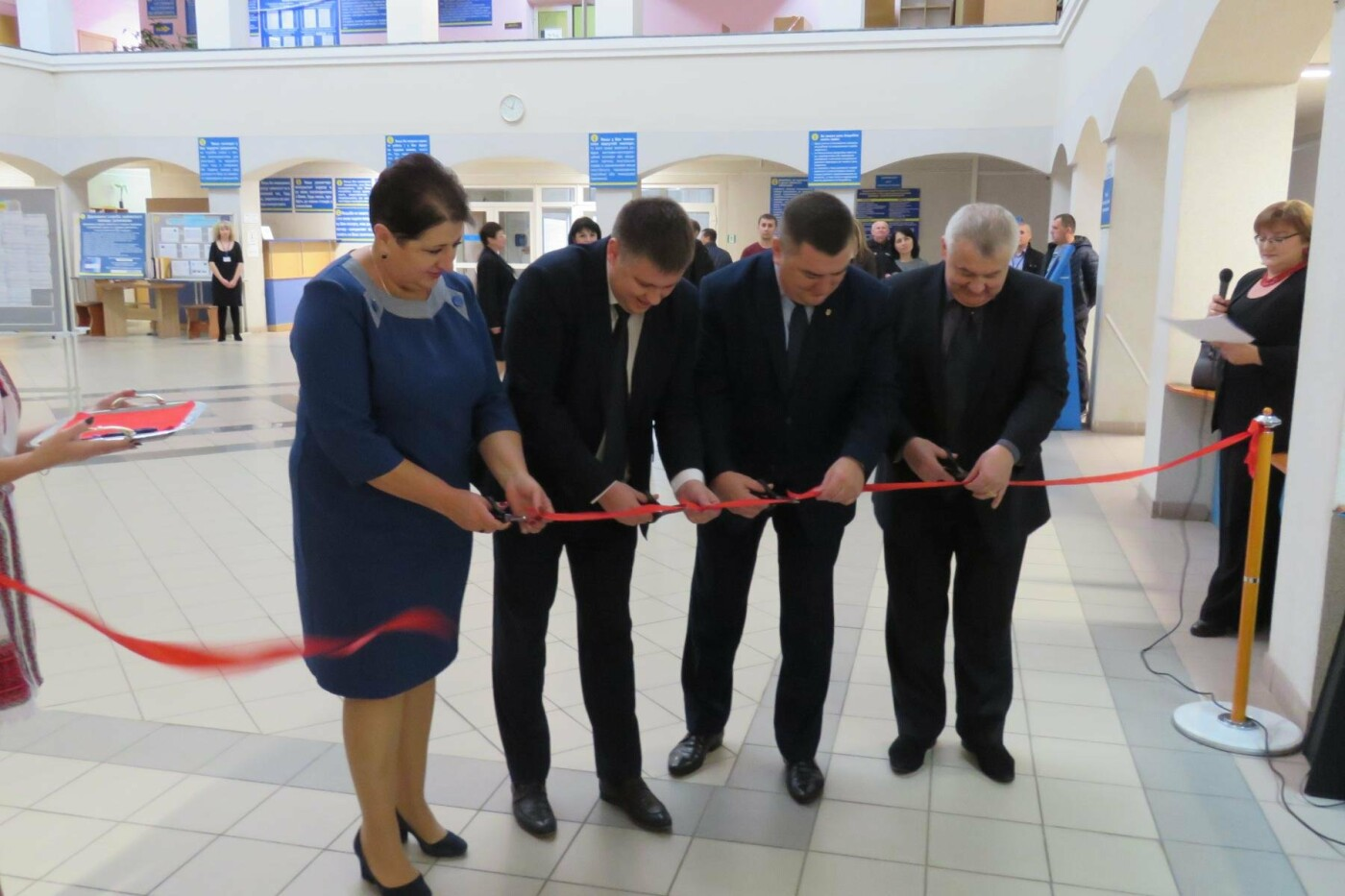 У Білій Церкві відкрили Центр розвитку підприємництва
