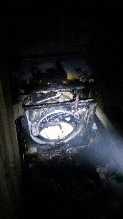 У Білій Церкві рятувальники загасили пожежу у ванній кімнаті