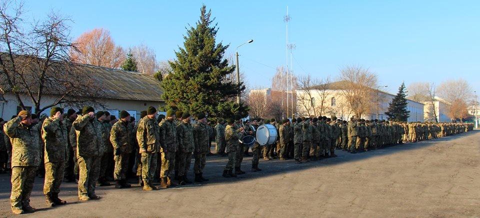 Новим командиром 72-ї ОМБр ім. Чорних запорожців призначили Руслана Татуся