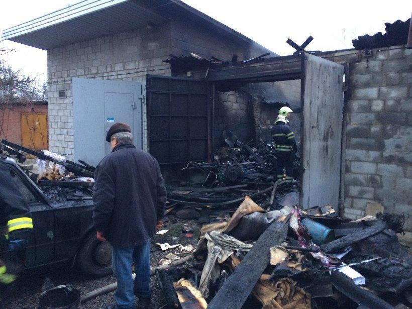 У Білій Церкві по вулиці Гайок знову згорів автомобіль, фото-1