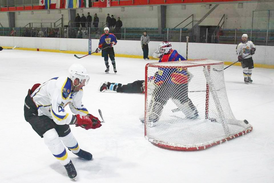 Хокейна команда «Рось» посіла  III місце на міжнародному турнірі у Чехії