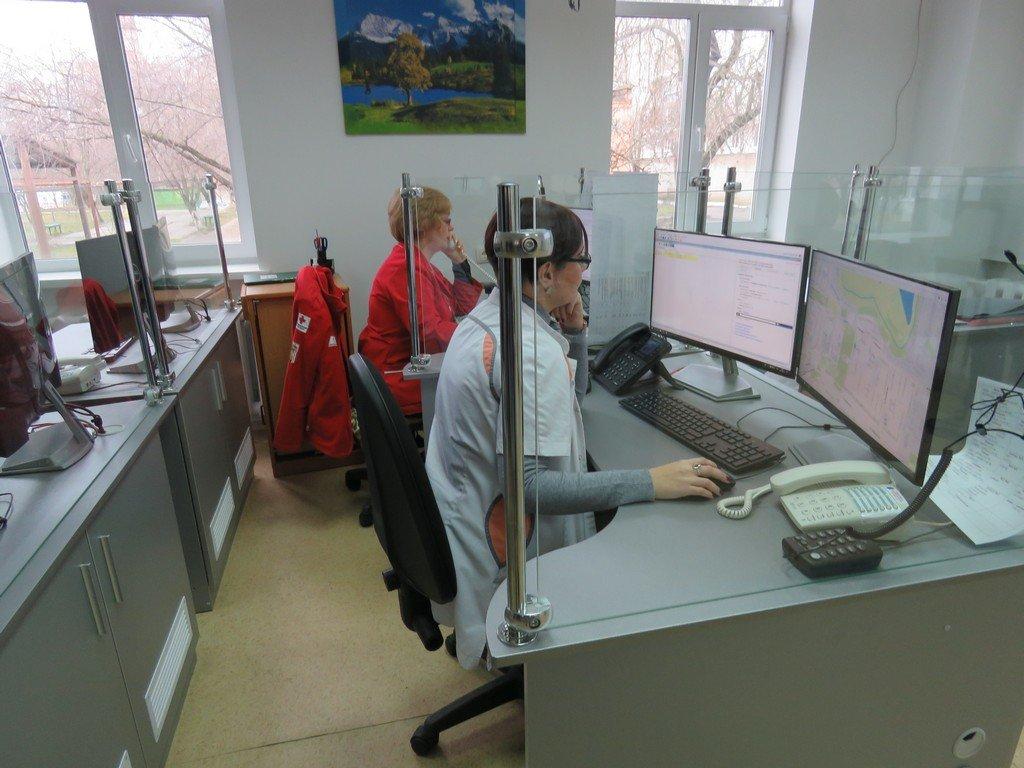 У Білій Церкві розпочав роботу єдиний диспетчерський центр екстреної медичної допомоги