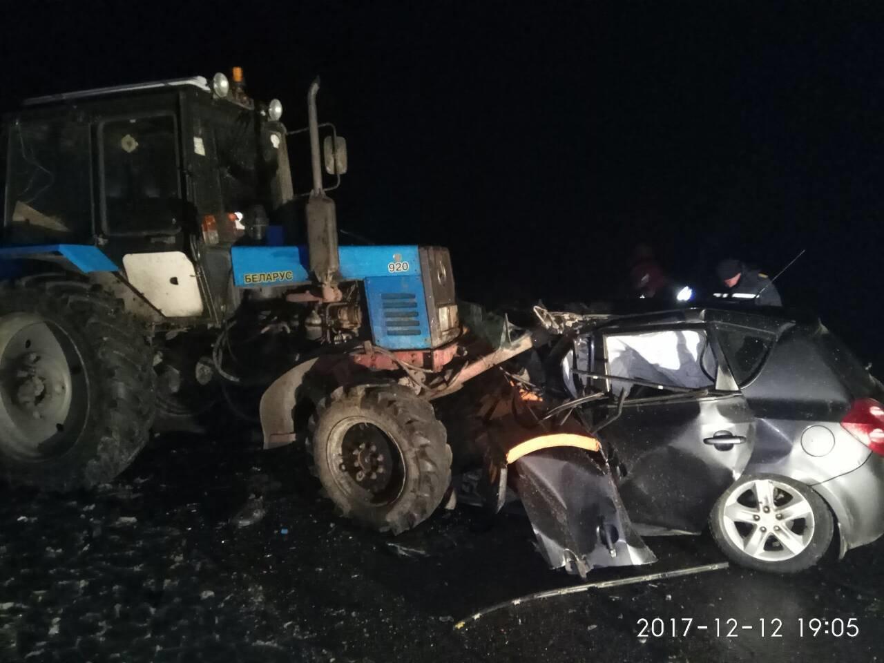 Під Білою Церквою у ДТП загинув водій