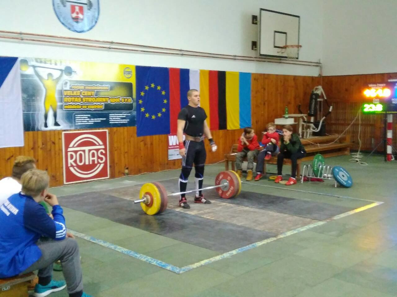 Білоцерківські спортсмени вибороли призові місця на Міжнародному турнірі з важкої атлетики, фото-2
