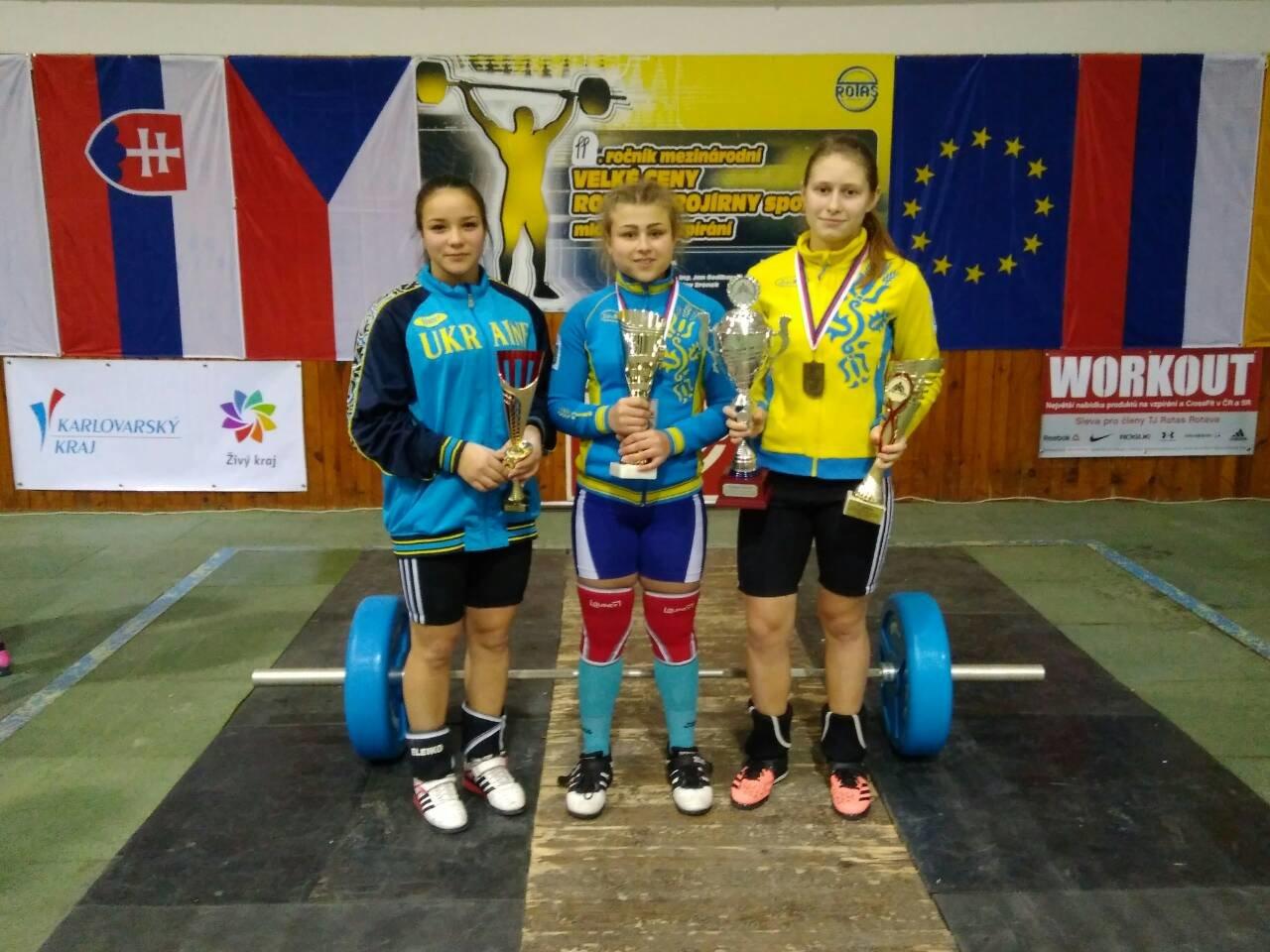 Білоцерківські спортсмени вибороли призові місця на Міжнародному турнірі з важкої атлетики, фото-7