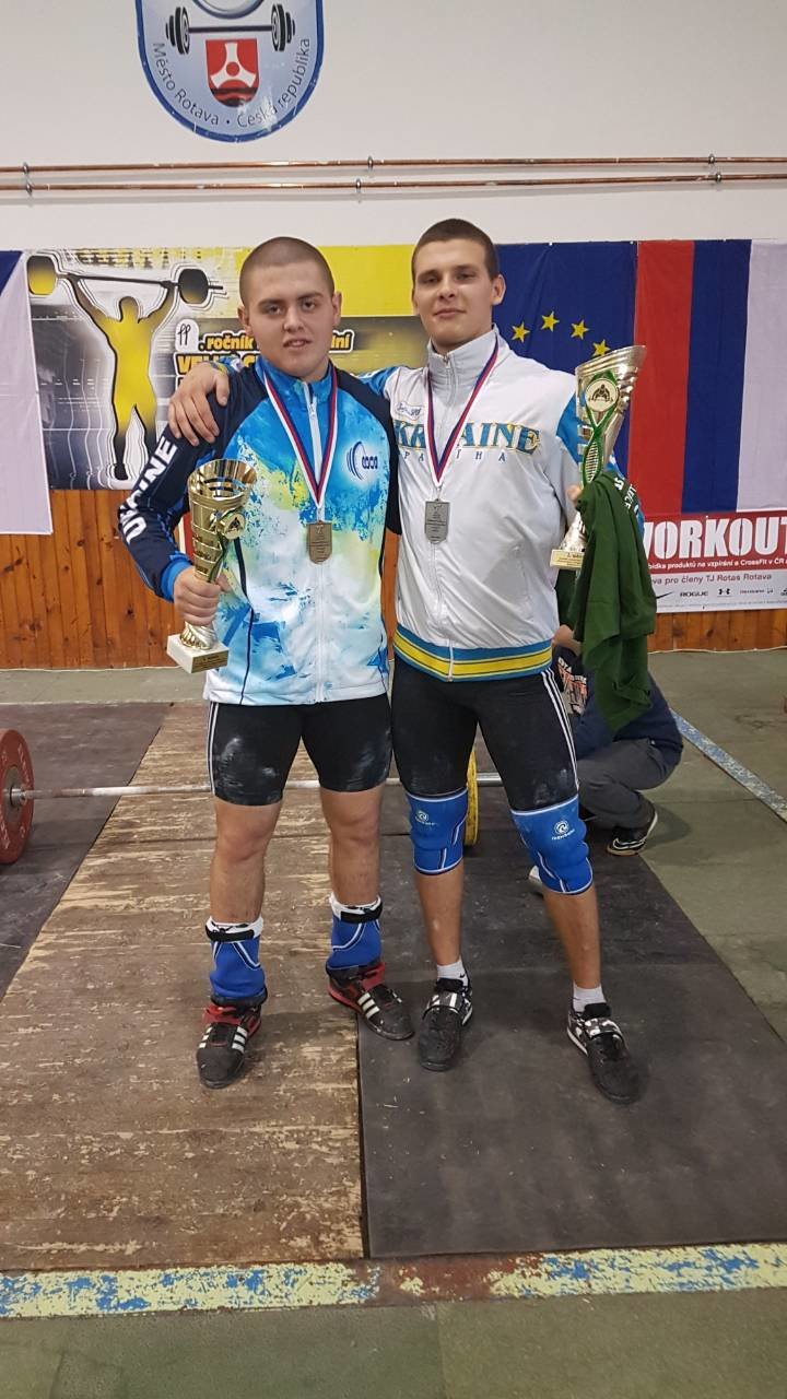 Білоцерківські спортсмени вибороли призові місця на Міжнародному турнірі з важкої атлетики, фото-1
