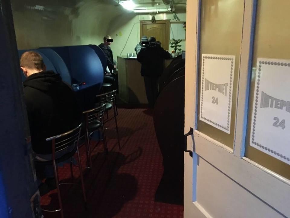 У Білій Церкві поліцейські прикрили два гральних заклади
