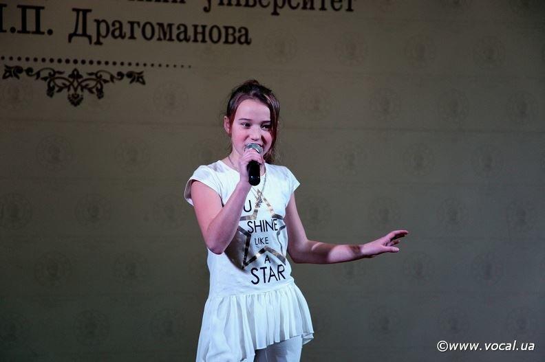 Білоцерківчанка Катерина Зінченко зайняла I місце у Всеукраїнському вокальному конкурсі, фото-1