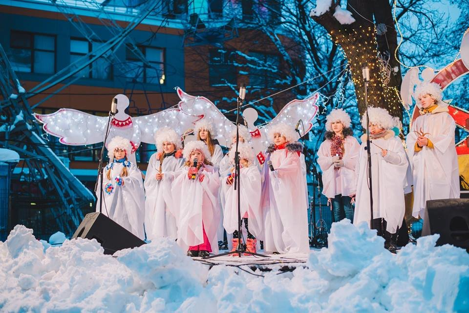 У Білій Церкві засяяла головна новорічна ялинка, фото-2