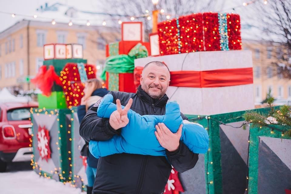 У Білій Церкві засяяла головна новорічна ялинка, фото-11