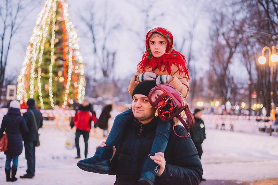 У Білій Церкві засяяла головна новорічна ялинка, фото-3