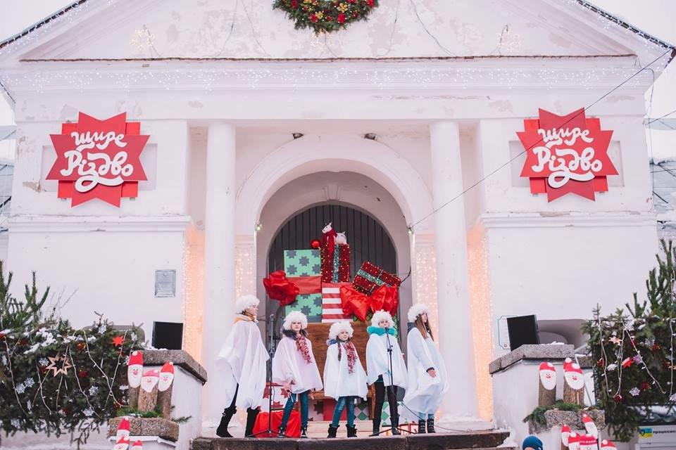 У Білій Церкві засяяла головна новорічна ялинка, фото-8