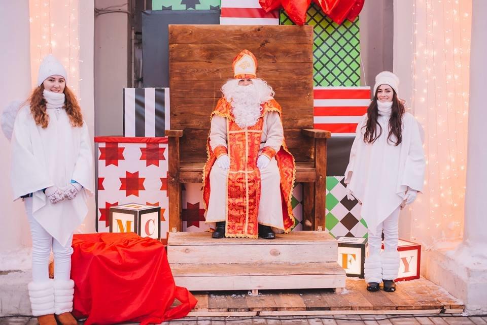 У Білій Церкві засяяла головна новорічна ялинка, фото-14