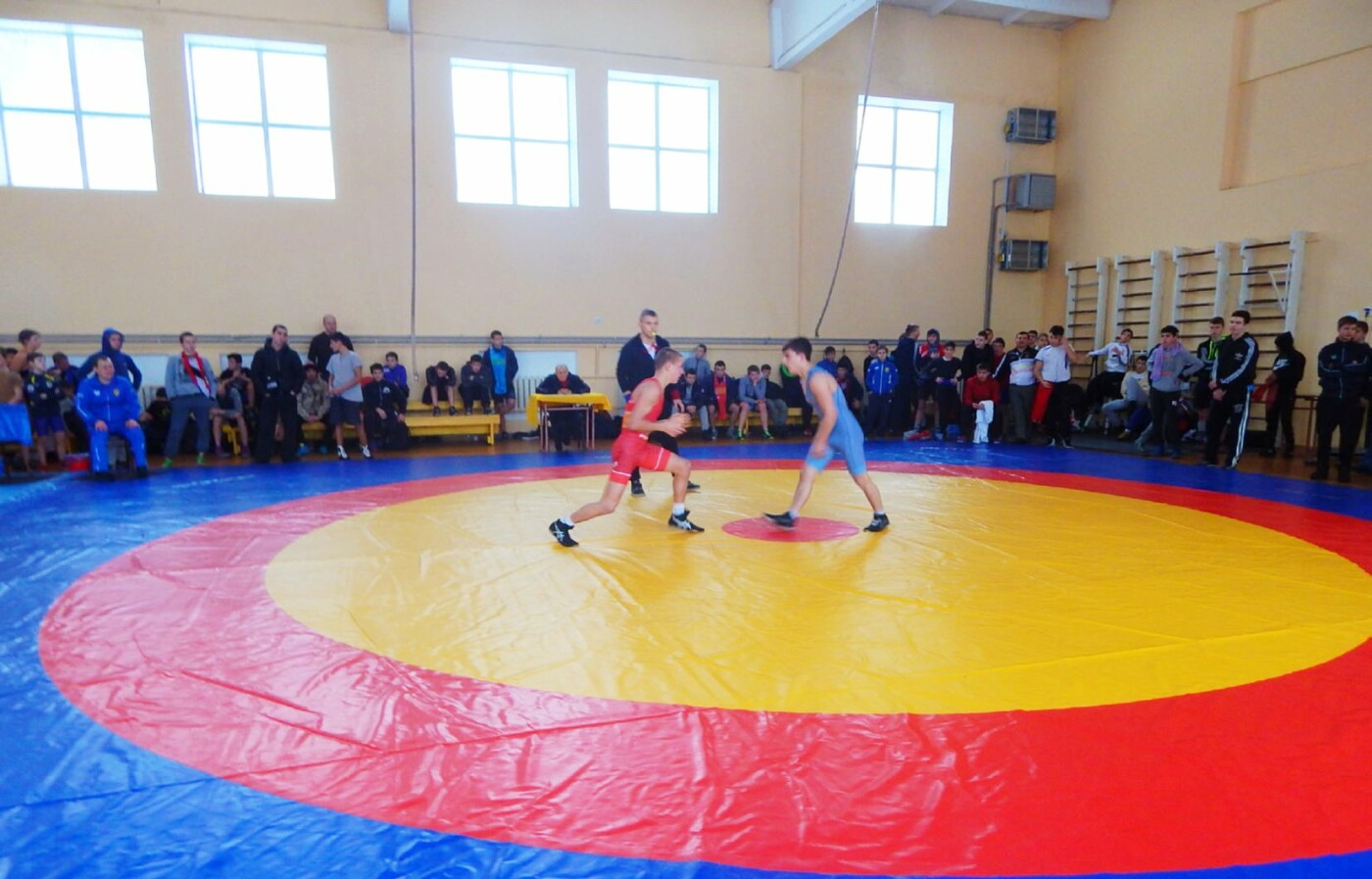Білоцерківські спорстмени здобули медалі на міжнародному турнірі з греко-римської боротьби