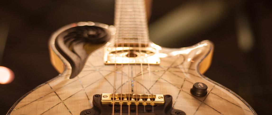 Гітари майстрів з Білої Церкви представлять на міжнародній виставці в Каліфорнії