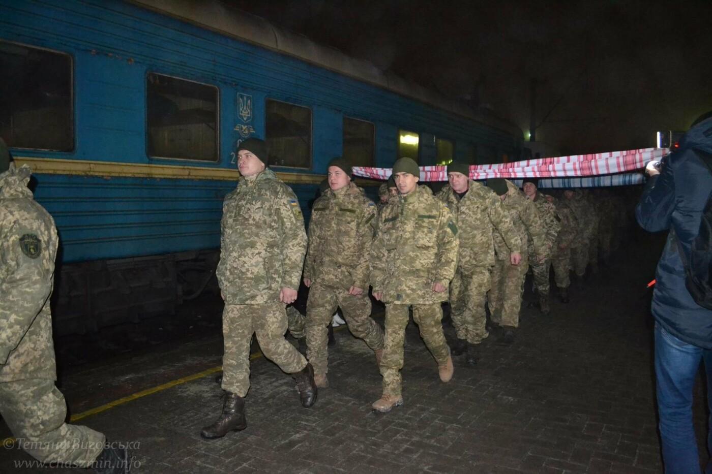 У Білу Церкву повернулися останні підрозділи Білоцерківського Зенітно-ракетного полку
