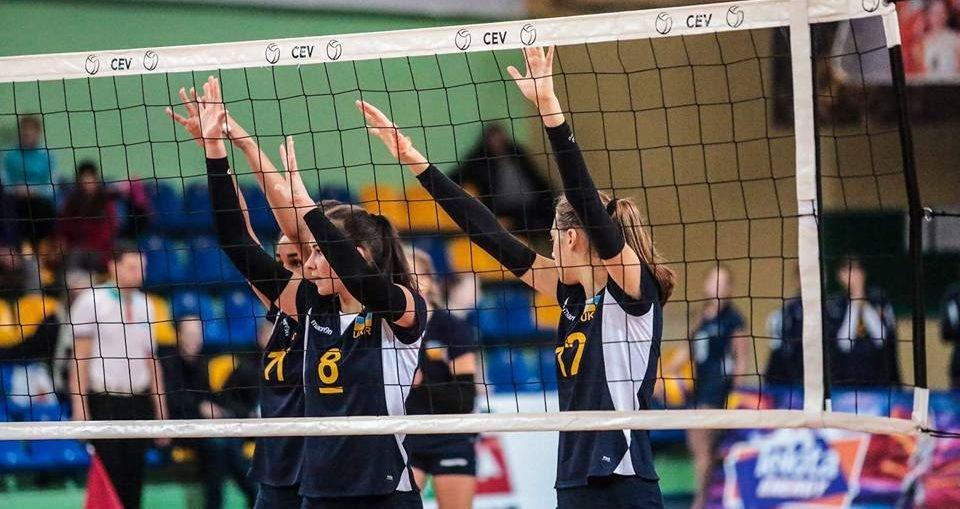 Білоцерківчанка Дар'я Великоконь вивела збірну команду України з волейболу у фінал Чемпіонату Європи