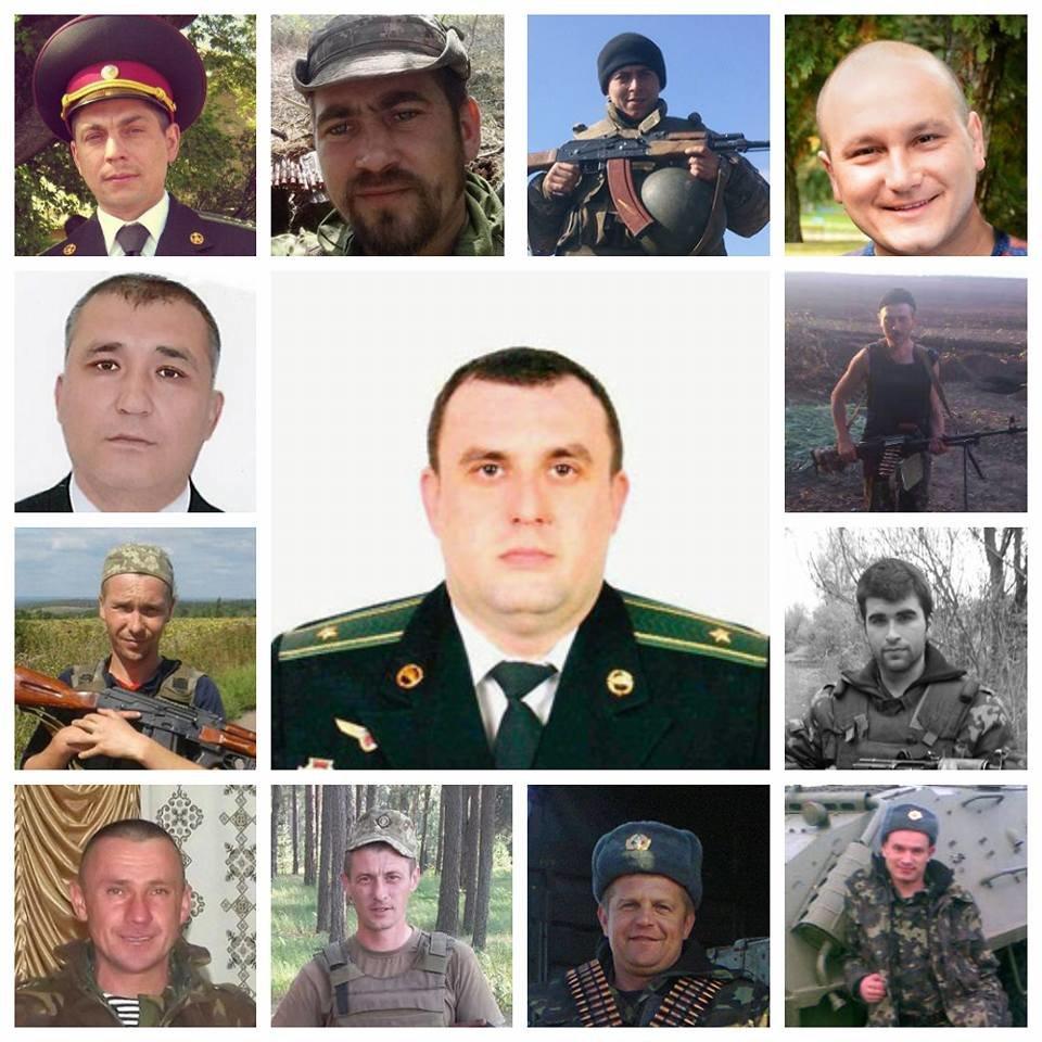 Портрети війни: 88 бійців 72-ї бригади загинули у зоні АТО