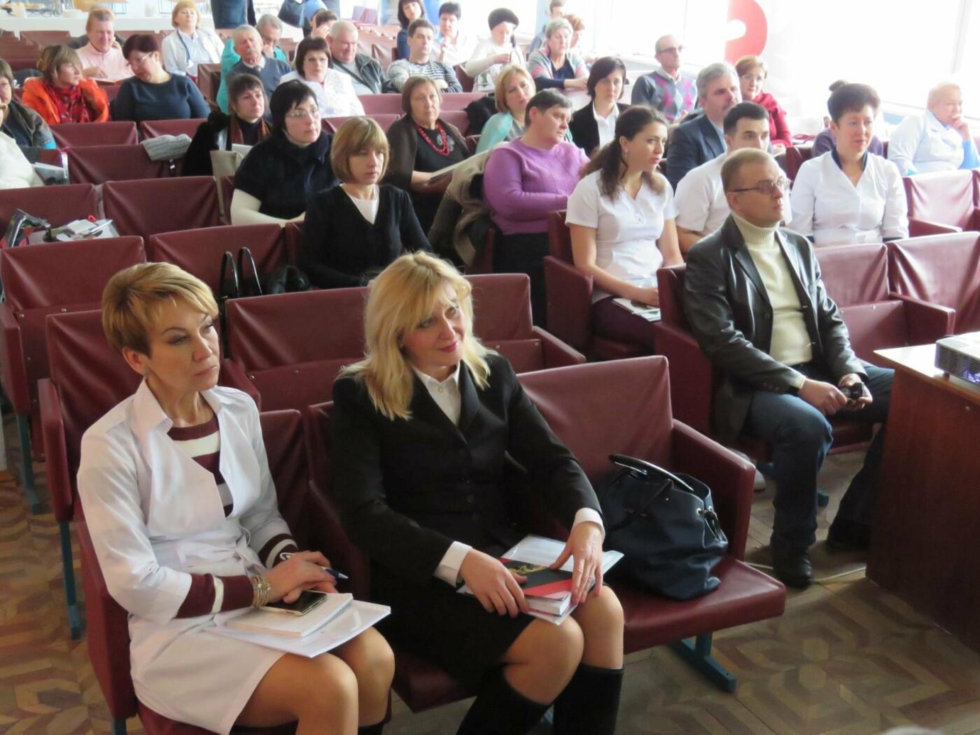 Білоцерківські лікарі пройшли семінар з надання допомоги при інсульті