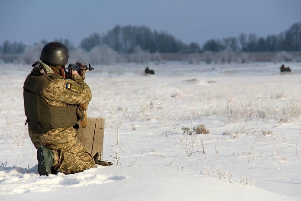 Британські інструктори розпочали навчання військовослужбовців 72-ої ОМБр