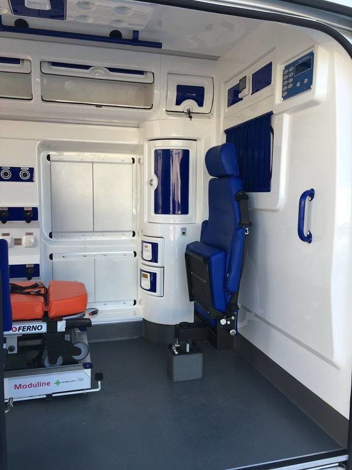 У Білій Церкві для станції екстреної медичної допомоги закупили нові автомобілі