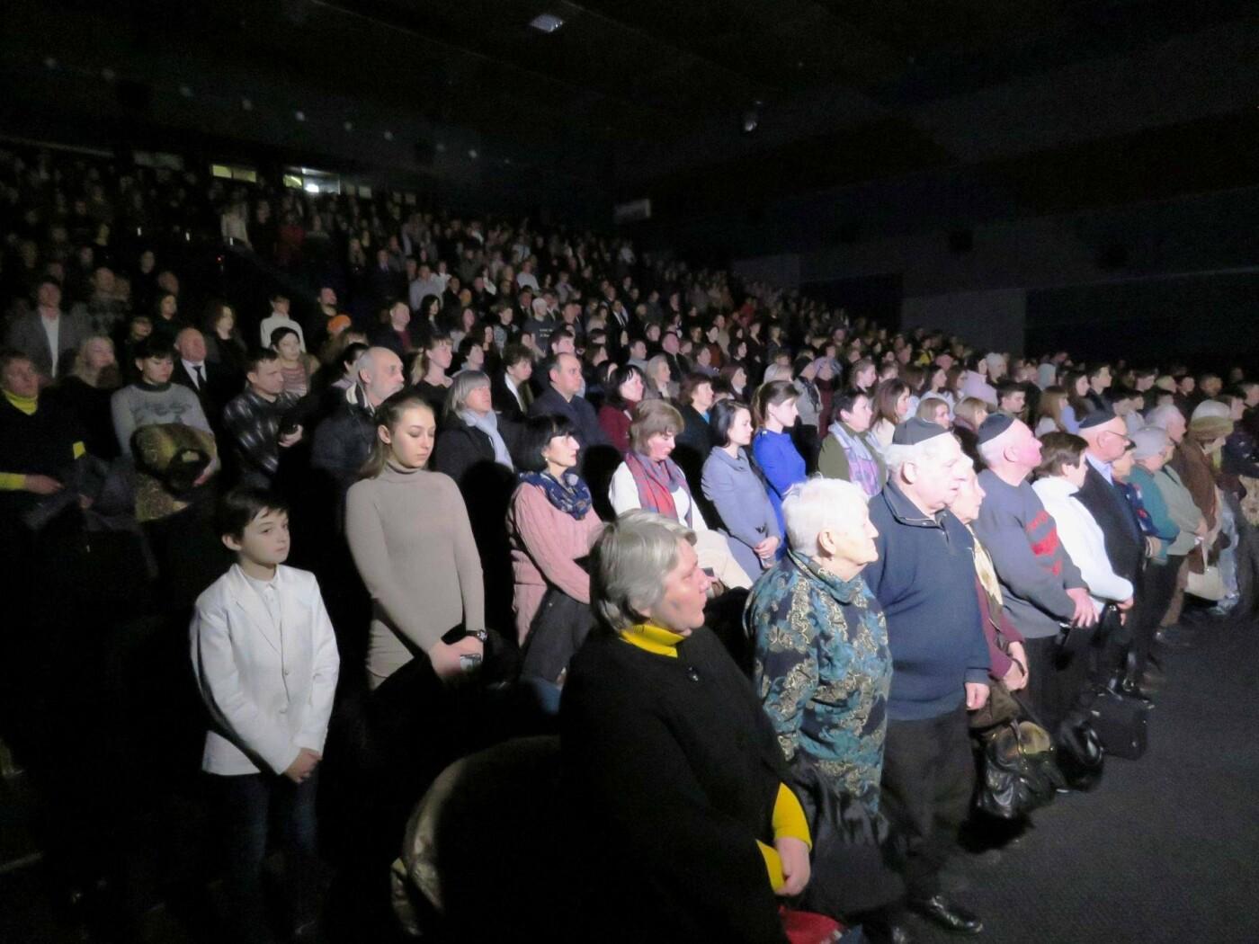 У Білій Церкві на прем'єрі фільму про Голокост були присутні очевидці трагедії  , фото-6