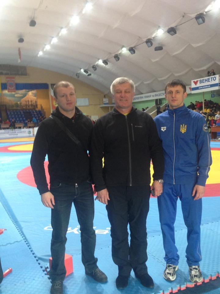 Білоцерківські спортсмени вибороли 6 нагород на чемпiонат України з греко–римської боротьби
