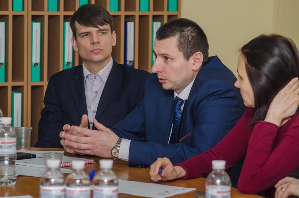 У Білій Церкві обговорили розвиток соціального підприємства у місті